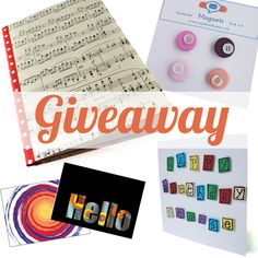 Win a bundle of handmade stationery. Click on the image or go here - http://sayitsays.blogspot.co.uk/2013/07/giveaway.html - to find out how to enter. Closing date 31 Aug 2013.