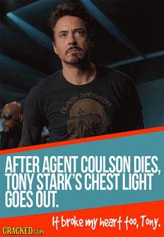 Tony Stark - The Avengers