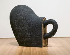 Martin Puryear's Dumb Luck (1990) at the Museum of Modern Art