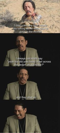 When you get Danny Trejo in your series, you use him well or you kill him. Vince Gilligan did both in reverse order.