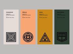 Tea flavors by Steve Wolf