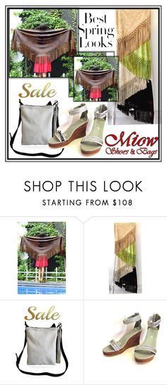 """""""Miow Bali 12"""" by k-lole ❤ liked on Polyvore featuring H&M"""