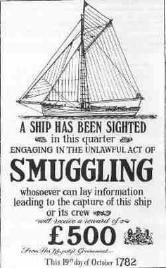 History of Tea | Smuggling in tea starts in England | Event view