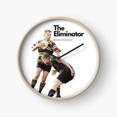 """Dr Ashley Bloomfield The Eliminator Rugby Action"" by teeumour 