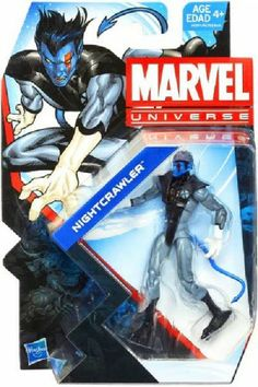 Marvel Universe 5 - Nightcrawler - Action Figure