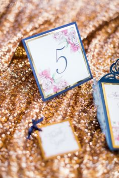Rouged lips, deep blue tuxedos and charming gold fabrics to bring about the glitz and glamour of old world charm for this vintage meets modern glam wedding. Gold Wedding, Elegant Wedding, Wedding Styles, Wedding Ideas, Gold Fabric, Old World Charm, Wedding Table Numbers, Event Design, Big Day