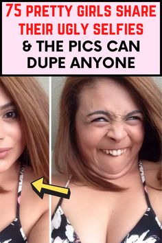 Here are 75 pretty girls that shared their ugly selfies and the pics don't even look like the same person! Teen Fashion Outfits, Casual Outfits, Fashion Dresses, Casual Wear, Clothes Shops Uk, Ugly Selfies, Hobbies That Make Money, Viral Trend, Digital Art Girl