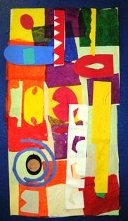 Henri Matisse Collages   Art Inspirations