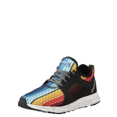 Ariat Women's Black Rainbow Serape Fuse Athletic Shoes