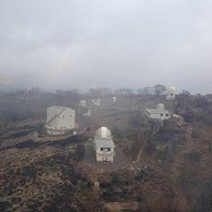 Photo Siding Springs Observatory after the bushhfire by mr_unicomb