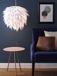 6 kreative Ideen: Lampen einfach selber machen