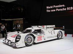 84° Salón Internacional del Automóvil de Ginebra
