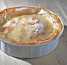 Greek Sweets, Greek Desserts, Greek Recipes, Easy Desserts, Eat Greek, Cinnamon Roll Pancakes, Brunch, Greek Cooking, Greek Dishes
