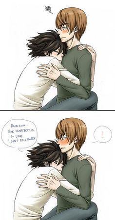 Death Note Shounen Ai L X Light