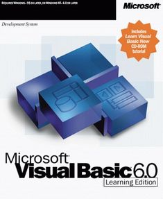 Microsoft Visual Basic 6.0 Learning Edition [Old Version] - Find Me The Cheapest Price	:  $150.00