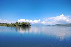 Suchitoto Lake, El Salvador