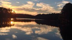Lake Johnson, Raleigh NC