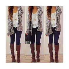 Outfit ️ We Heart It ❤ liked on Polyvore featuring outfits, pictures, conjuntos, full outfit and icons