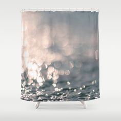Shower Curtain Bathroom home decor bokeh shower curtain by tlshd