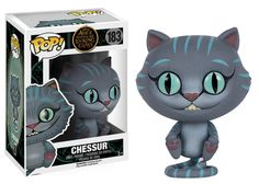 Pop! Disney: Alice Through the Looking Glass - Chessur