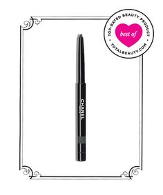 """Best Luxury Product No. 8: Chanel Stylo Yeux Waterproof Long-Lasting Eyeliner, $30 TotalBeauty.com Average Member Rating: 9.3*  Why it's great: """"Chanel's eyeliner is the single best eyeliner out there,"""" one enthusiastic reader declares. Other women agree that the liner applies smoothly and evenly, while it also """"stays in place and won't give you the dreaded raccoon eye."""""""