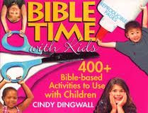 This book is overflowing with creative ways to share Bible stories with kids.