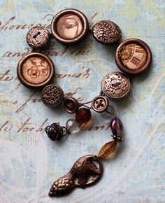 Over at OCC we have our wonderful Candice hosting the challenge this month and she has chosen Gypsy Fayre Blessed. Pocket Watch, Gypsy, Accessories, Pocket Watches, Jewelry Accessories