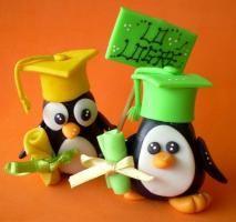 souvenirs en porcelana fria para egresados primaria - Buscar con Google