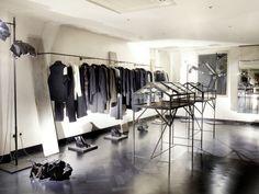 Hostem store by JamespPlumb, London – UK