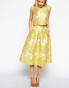 Faldas de moda 2015 | Ideas de que usar esta temporada