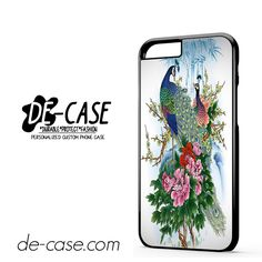 Peacock In Love DEAL-8520 Apple Phonecase Cover For Iphone 6 / 6S