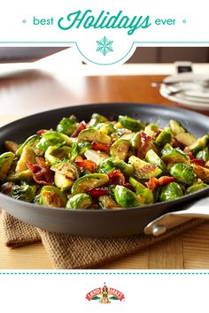 A colorful holiday side dish, full of flavor and easy to make!