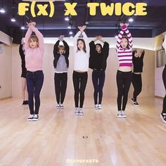 #kpopmagicdance I loved it I'm obsessed with thisI know it xD I know its a japanese song What do you think? (No write hateful or offensive comments remember this is not real) f(x) Cowboy x TWICE TT #fx #amber #krystal #luna #victoria #victoriasong #parksunyoung #jungsoojung #amberliu #미유 #meu #sment #에프엑스 #fxcowboy #twice #twicejyp #jungyeon #sana #mina #momo #nayeon #dahyun #chaeyoung #jihyo #tzuyu #once #kpop #트와이스