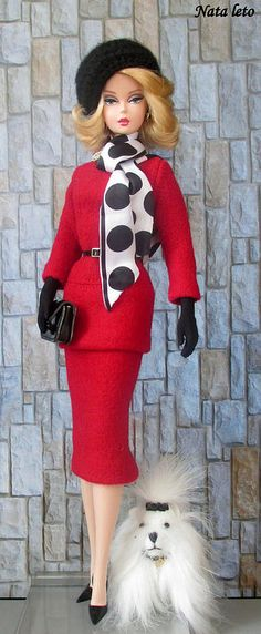 Silkstone Barbie  MAD MEN BETTY DRAPER