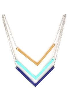 Toli Necklace in Silver