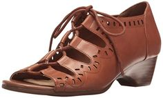 Bella Vita Women's Prescott Wedge Sandal, Biscuit, 6.5 M-$74.95