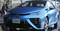 Toyota rebate críticas: Mirai anda com hidrogênio e até com merd* - Ultimas Notícias - UOL Carros