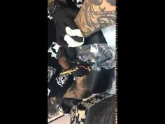 2015-11-16 Adam Lambert - Snapchat - Getting a tattoo - YouTube...<<  ..another one???