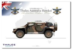 HAWKEI Thales Australia