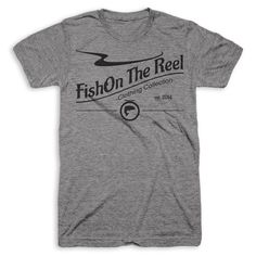 FishOn The Reel Clothing Collection T-Shirt