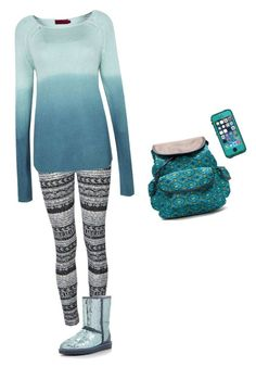 """Untitled #86"" by hjpnosser ❤ liked on Polyvore featuring Ally Fashion, Boohoo, UGG Australia, Hadaki and LifeProof"