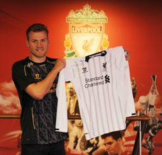 Simon Mignolet Welcome to LFC :)