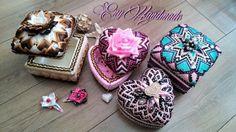 Šperkovnice -(patchwork) moja záľuba vo voľnom čase - Album používateľky enyb | Modrykonik.sk