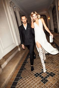 Fashion's Best Kept Secret - Italian designer Massimiliano Giornetti, stepping out for Bazaar with model Jessica Hart, is quietly tapping into Salvatore Ferragamo's sexier side.