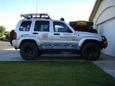 Jeep KJ Lift | Man....that is one awesome looking KJ! Makes me want to do more to my ...