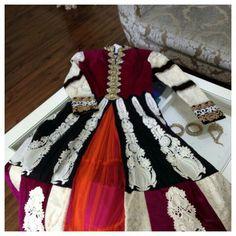 Amarkali dress