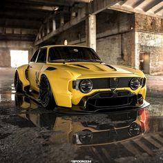Alfa Romeo 166, Alfa Romeo Cars, Sexy Cars, Hot Cars, Alfa Bertone, E36 Coupe, Futuristic Cars, Car Tuning, Modified Cars