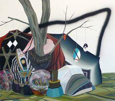 paul wackers artist painter painting