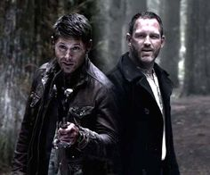 Dean & Benny -- They had such a cool friendship....much better than Dean and Cas.