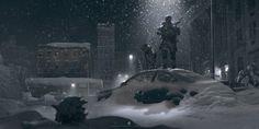 http://simonfetscher.cgsociety.org/art/winter-snow-outlook-realistic-2d-1225441